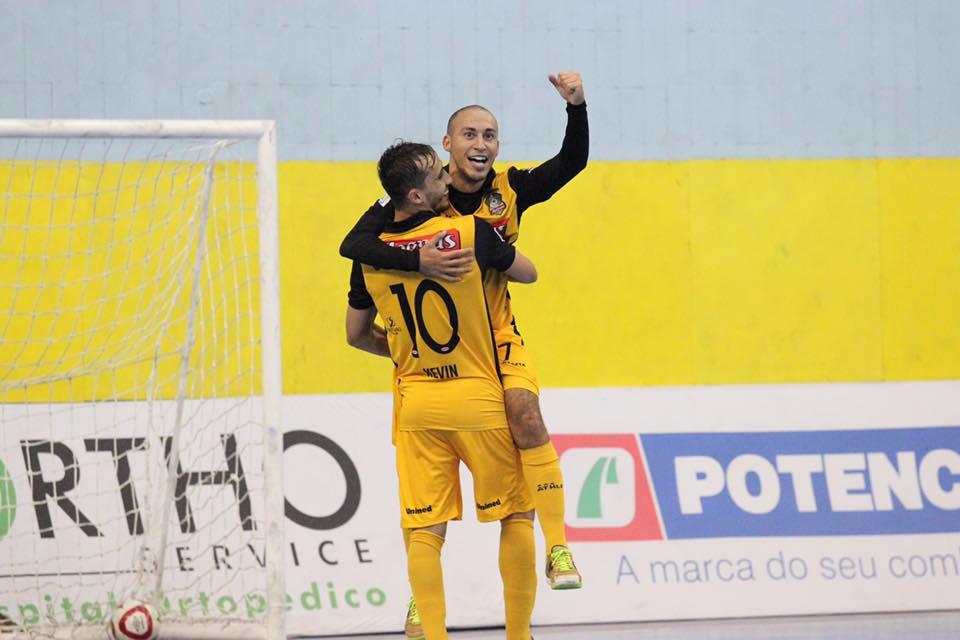 Magnus conquistou vitória em São José dos Campos/ Foto: Guilherme Mansueto