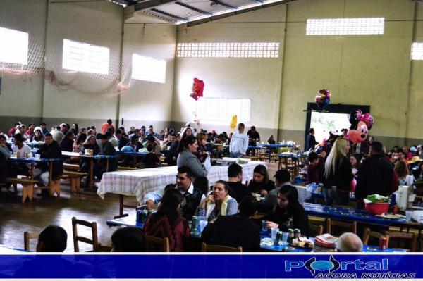 Festa do Meio Frango/ Arquivo PAN TV