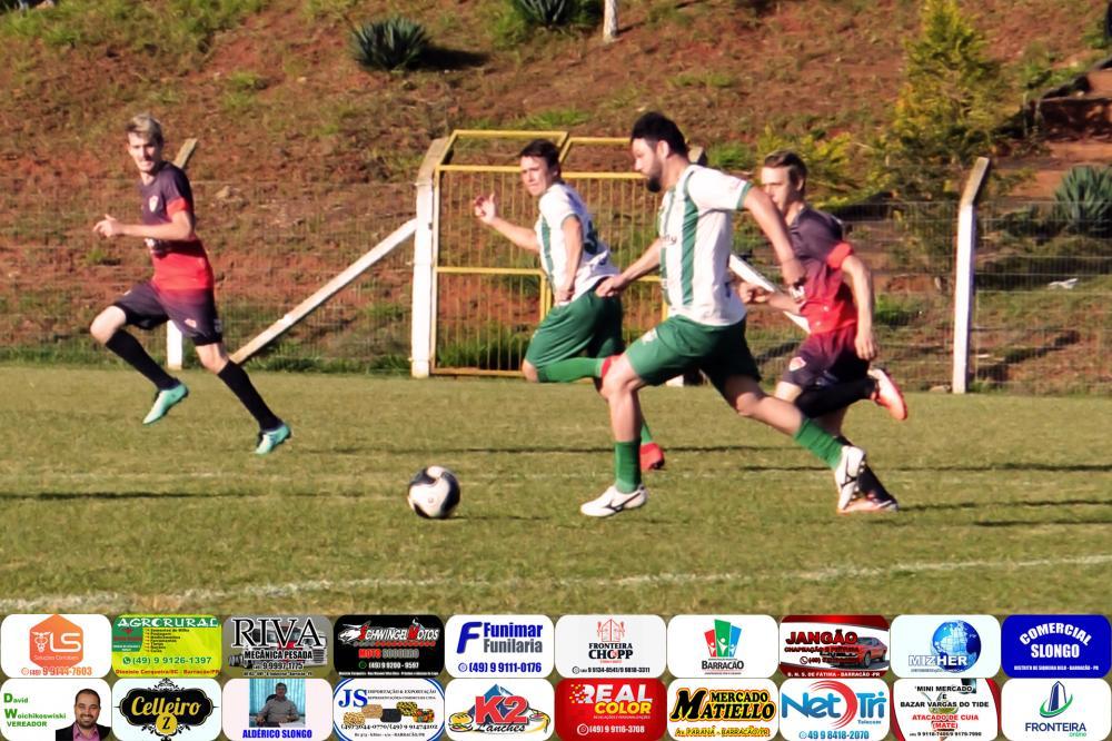 Guto em jogada de ataque do Palmeiras Peperi/Foto:Marcos Prudente