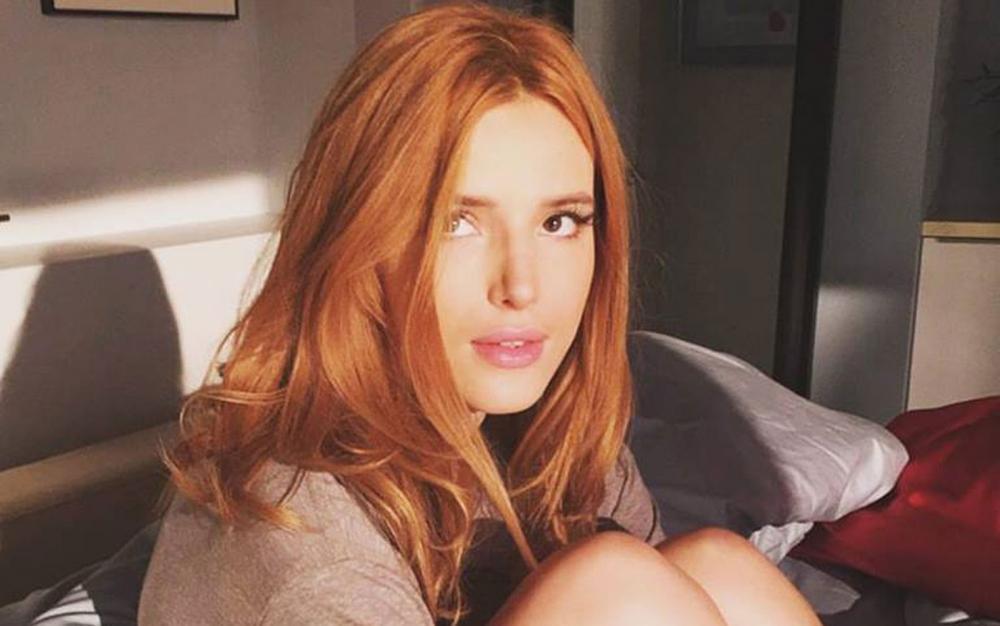 Bella Thorne divulga próprios nudes para escapar de chantagem de hacker