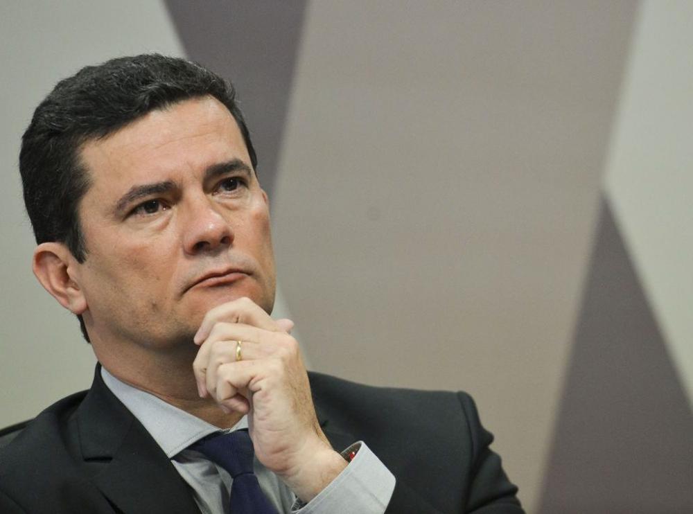 O ministro da Justiça e Segurança Pública, Sergio Moro – Foto: Marcelo Camargo/Agência Brasil