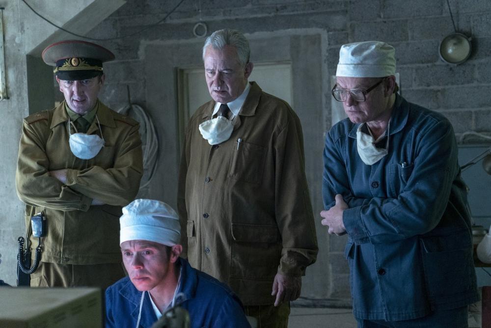 Cena da série 'Chernobyl', da HBO — Foto: Divulgação