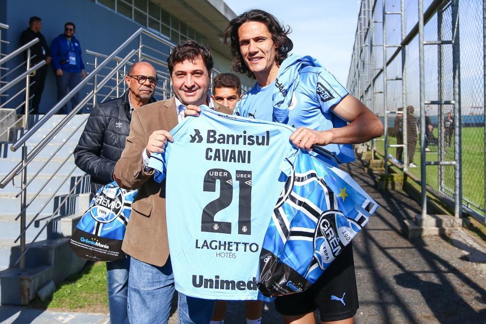 Foto Lucas Uebel/Grêmio FBPA