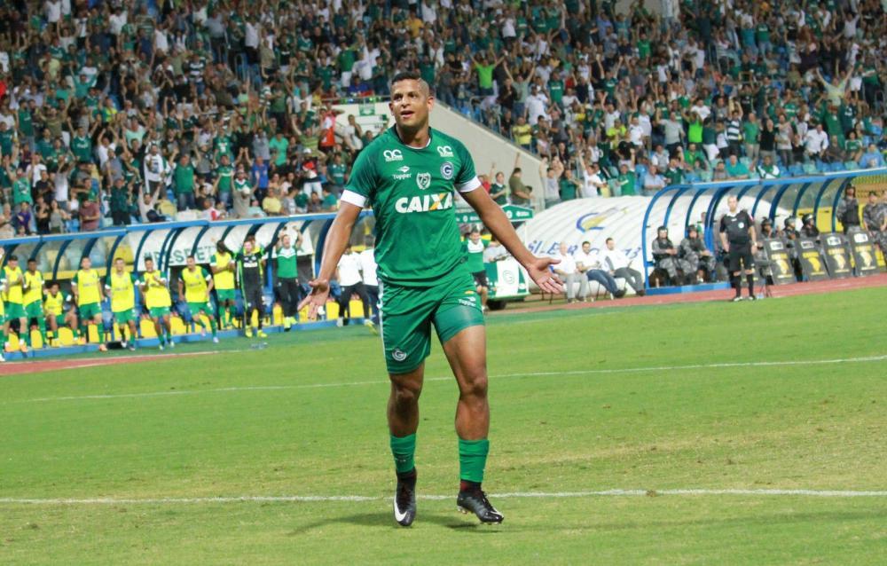 Foto: Rosiron Rodrigues/Goiás