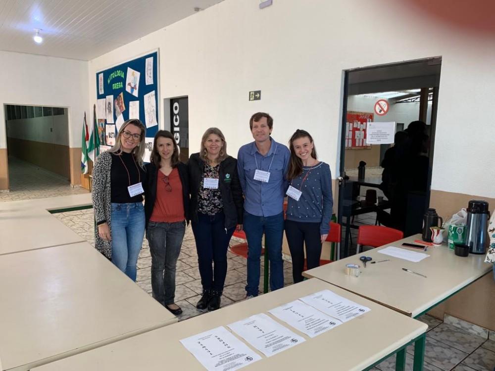 Barracão - Eleito três novos conselheiros tutelares