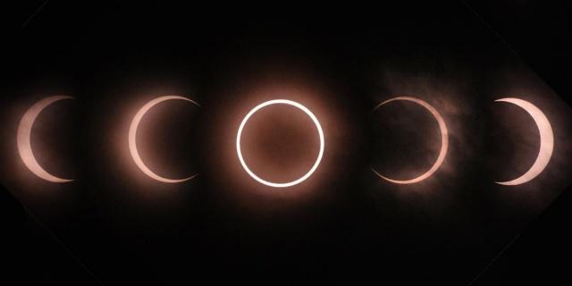 Fenômeno se repete em ciclos de aproximadamente 18 anos | Foto: Kazuhiro Nogi / AFP / CP