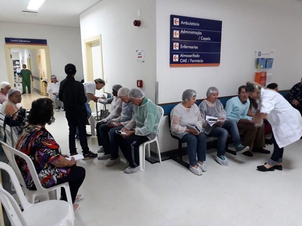 Município de Barracão realiza todas as cirurgias de catarata em espera e já tem novas vagas