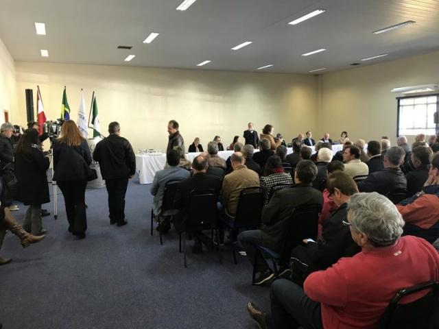 Fórum Parlamentar Catarinense levantou demandas do Oeste de Santa Catarina(Foto: Darci Debona)