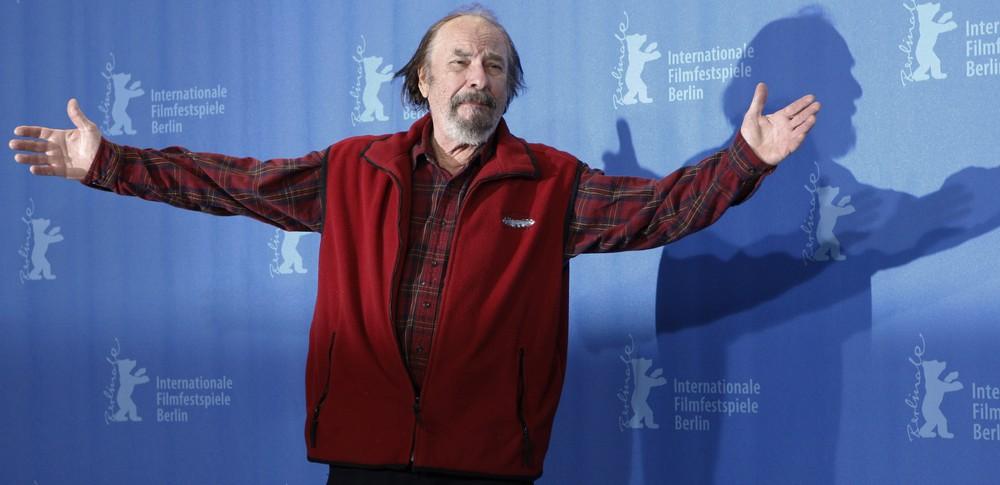 O ator Rip Torn em imagem de fevereiro de 2009, em Berlim — Foto: AP Photo/Markus Schreiber/Arquivo