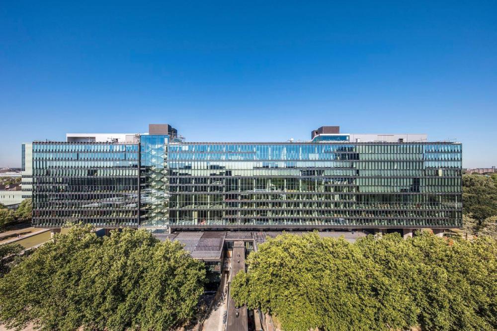Universidade de Tecnologia de Eindhoven, na Holanda — Foto: Divulgação/TUE