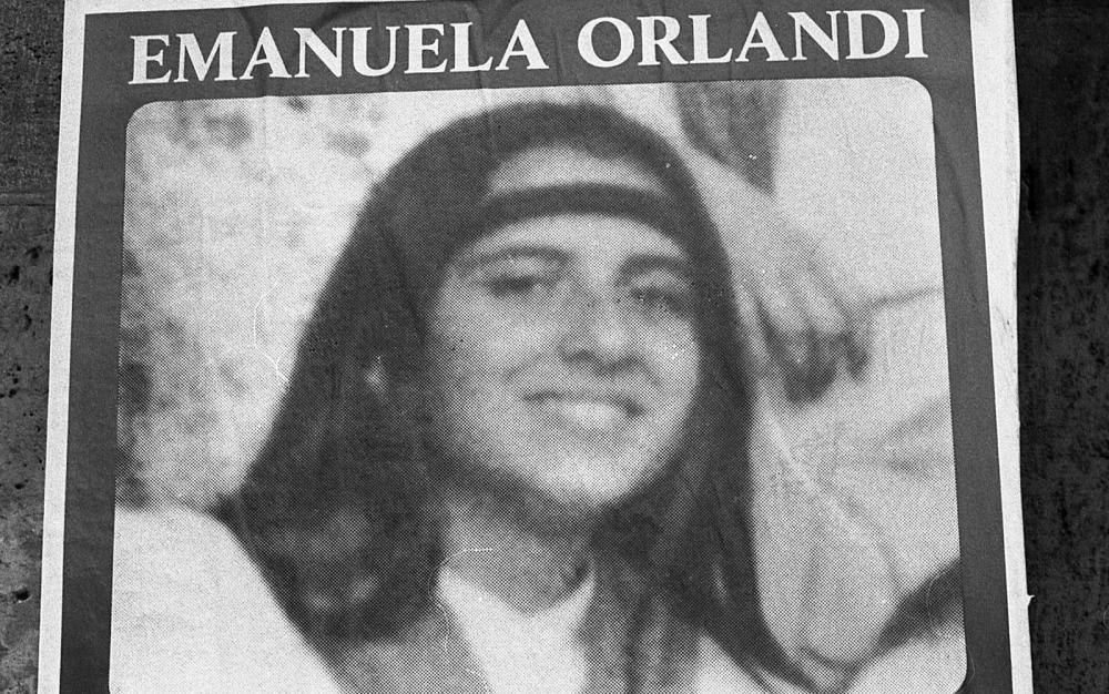 Emanuela Orlandi desapareceu há 36 anos, mas até hoje a Itália debate o que pode ter acontecido com a adolescente — Foto: AP Photo, files