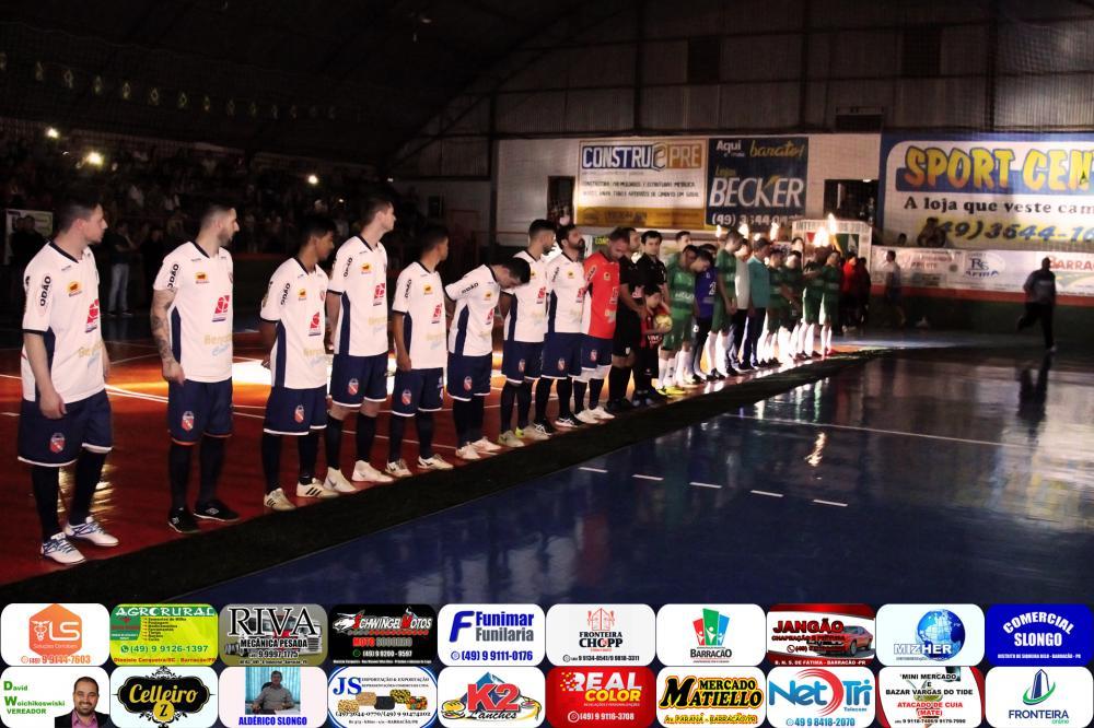 Equipes finalistas do Interbairros Principal/Foto:Marco Engel