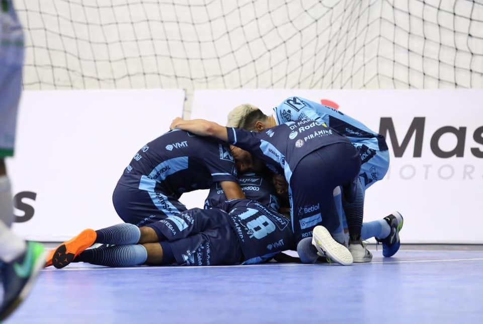 Foto: ASCOM Pato Futsal