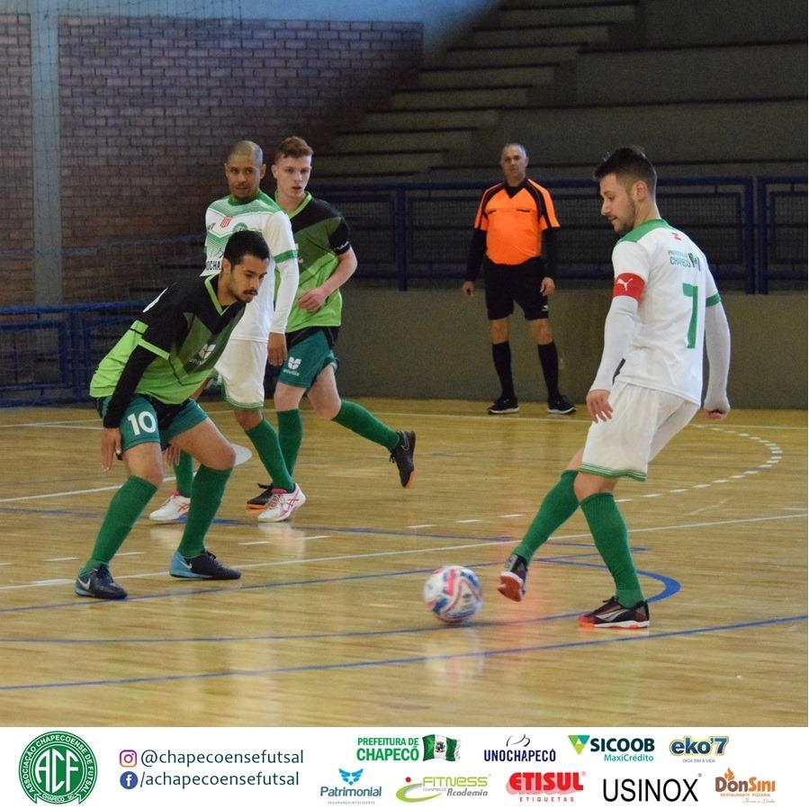 Foto: ASCOM Chapecoense Futsal