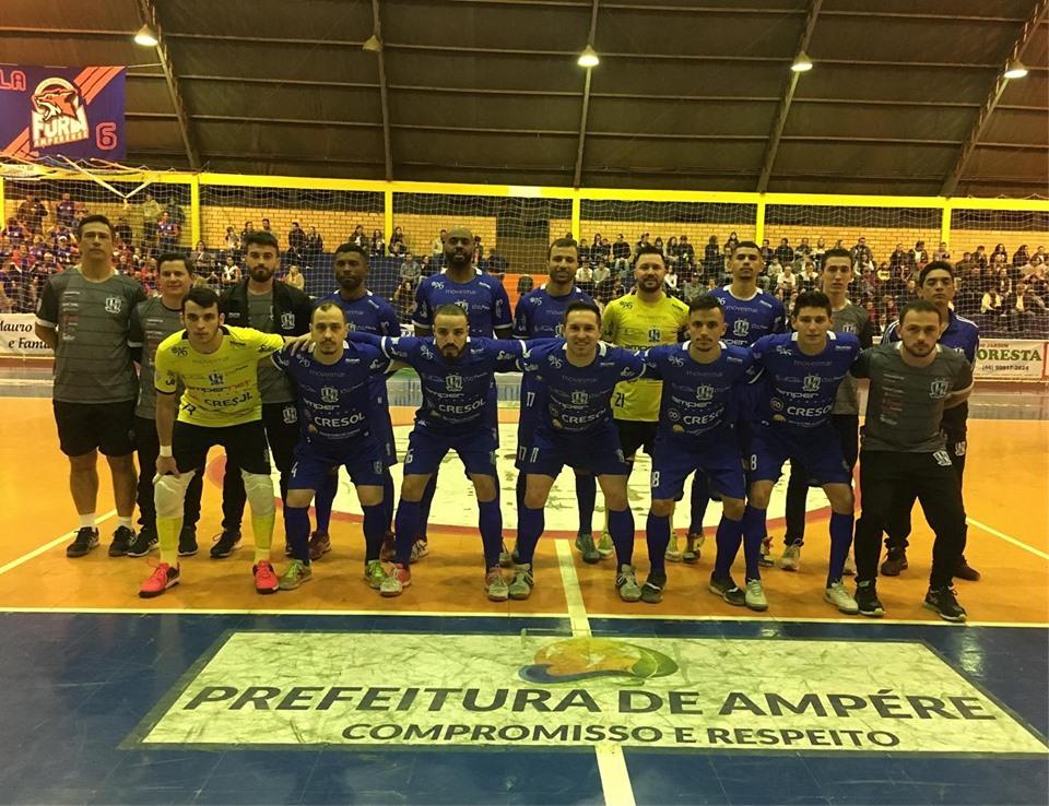 Equipe do Ampére/Foto:ASCOM Ampére