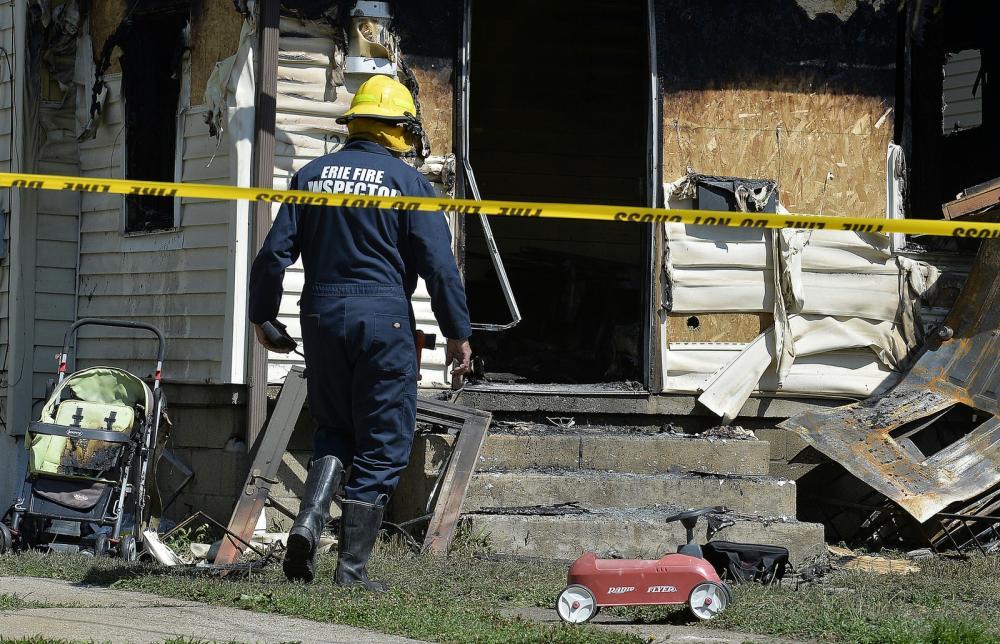 Foto: Greg Wohlford/Erie Times-News via AP