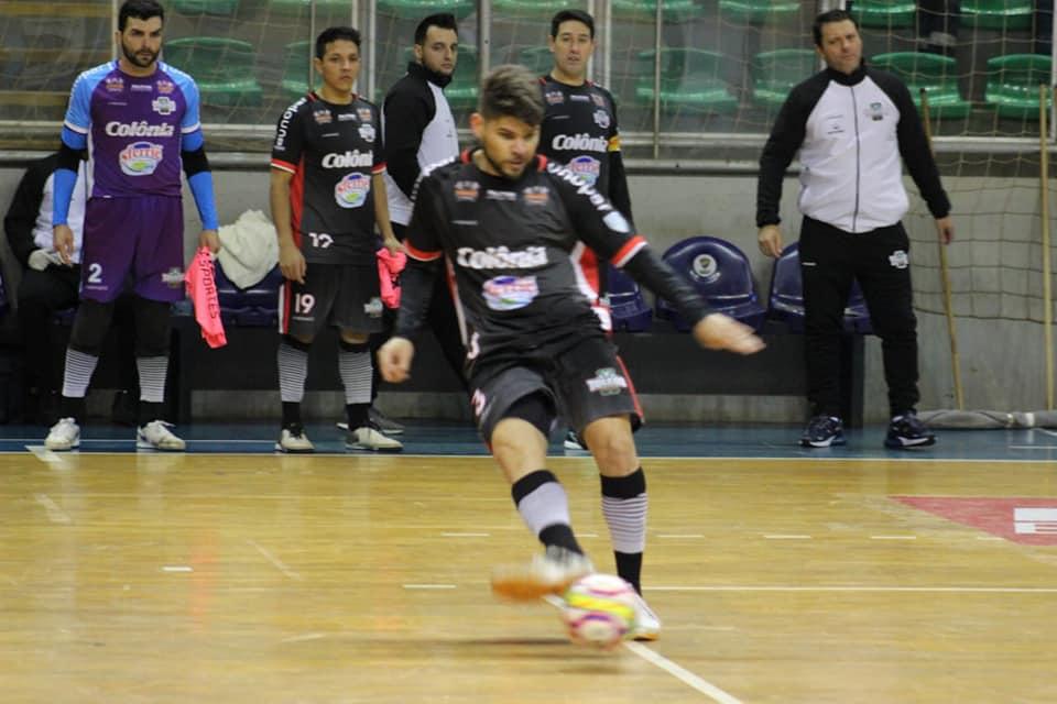 Toledo recebe o Marreco em jogo válido pela 21ª rodada do Paranaense Série Ouro de Futsal
