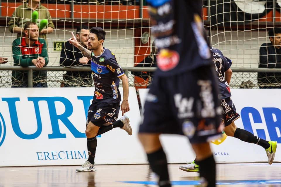 Pato visita o JEC tentando subir na tabela da Liga Nacional de Futsal