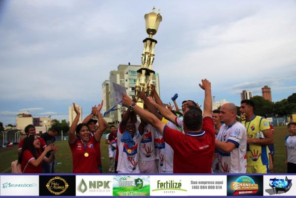 Nacional ASSIF, atual campeão do Regional de Futebol/Foto: Marco Engel