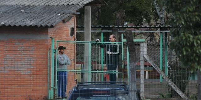 Segurança foi reforçada em escolas municipais e aulas foram canceladas | Foto: Ricardo Giusti