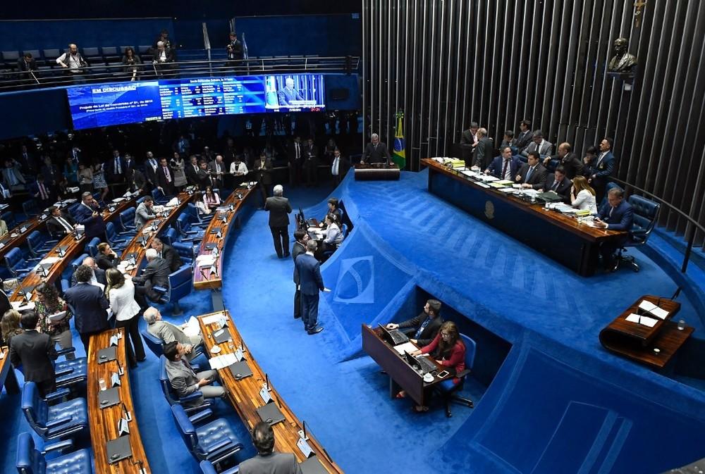 — Foto: Roque de Sá/Agência Senado