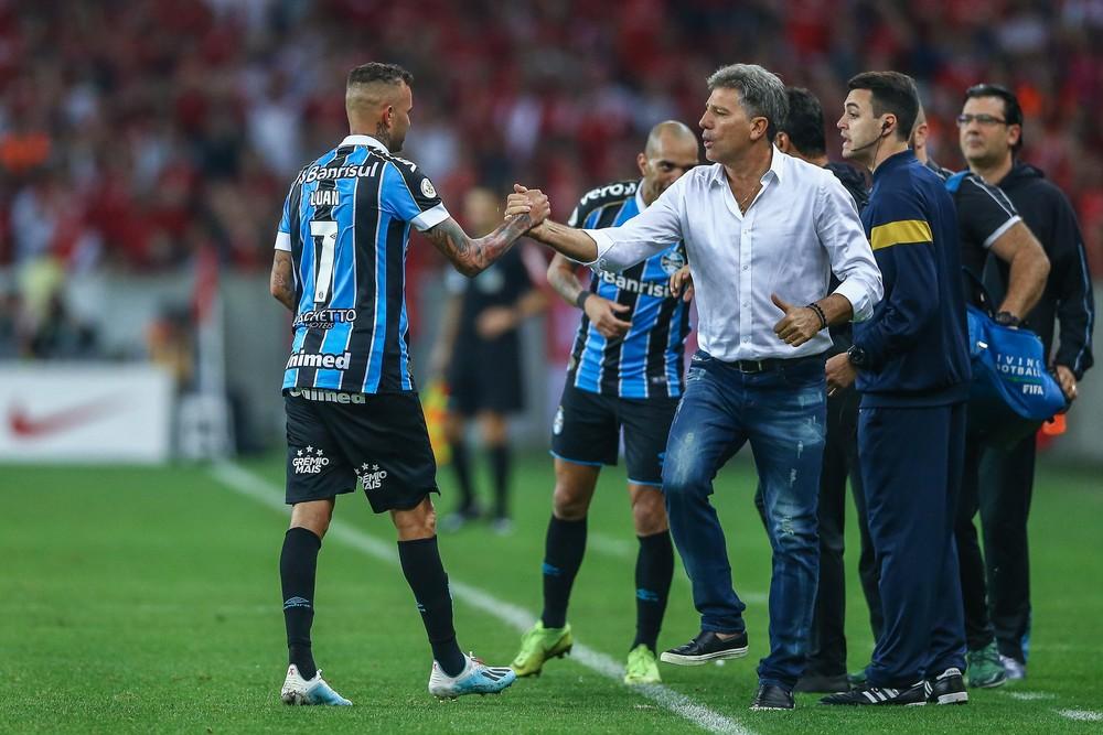 Foto: Lucas Uebel/Divulgação Grêmio