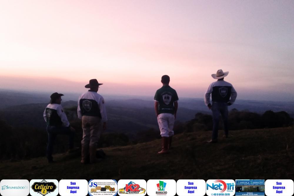 Equipe do Grupo Minuano/Foto:Marcos Prudente