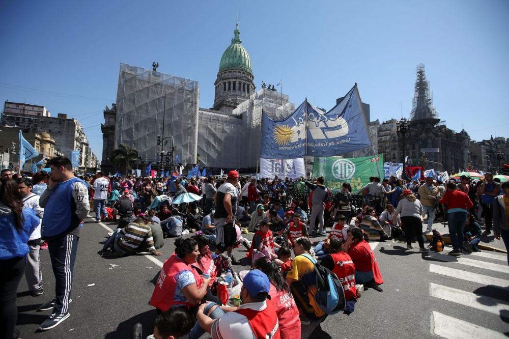 Reuters / Agustin Marcarian / Direitos Reservados