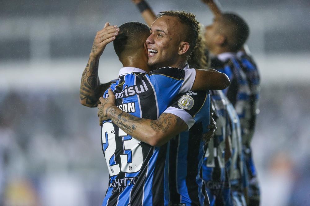 Grêmio marca 10 gols em 3 partidas e vira o segundo melhor ataque do Brasileiro