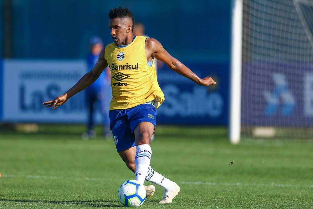 Confira a provável escalação do Grêmio para enfrentar o Avaí