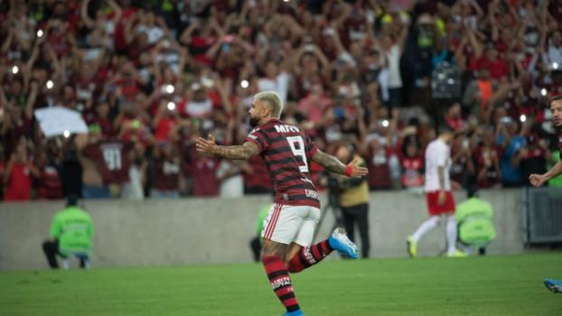 Foto Alexandre Vidal/Flamengo