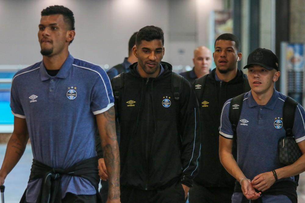 De olho na Libertadores, Grêmio terá time alternativo contra o Fluminense