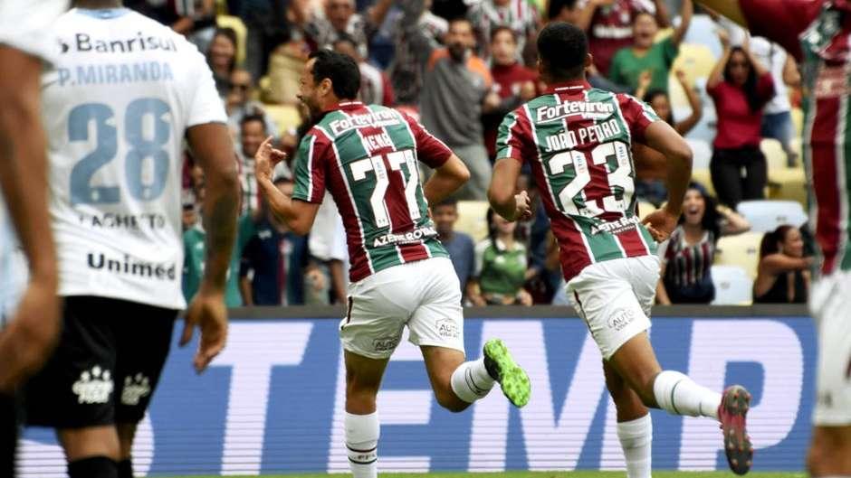 Com reservas, Grêmio é derrotado pelo Fluminense no Maracanã
