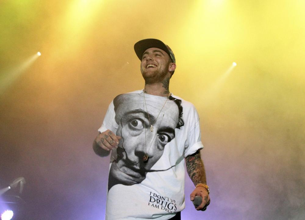 Três são indiciados por fornecer drogas que causaram a morte do rapper Mac Miller