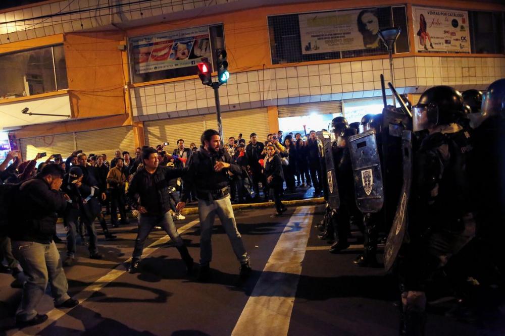 REUTERS/Daniel Tapia/Direitos reservados