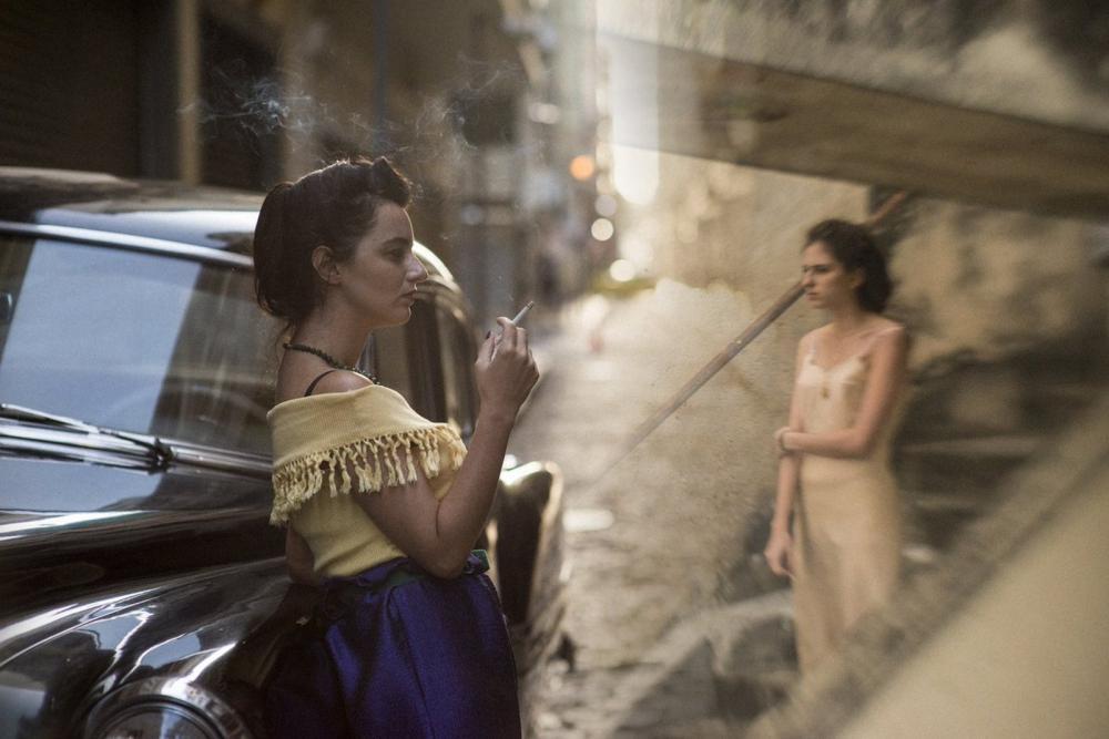 Cena do filme 'A vida invisível' — Foto: Divulgação