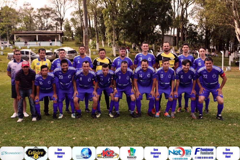 Equipe do Esporte Clube Cruzeiro São Roque/Foto:Marcos Prudente
