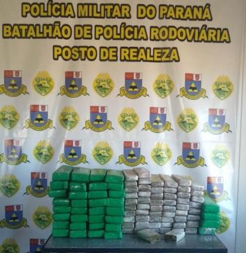 Foto Polícia Rodoviária Estadual