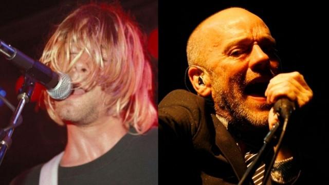 """R.E.M. lança nova versão da música """"Let Me In"""", em homenagem a Kurt Cobain; OUÇA"""