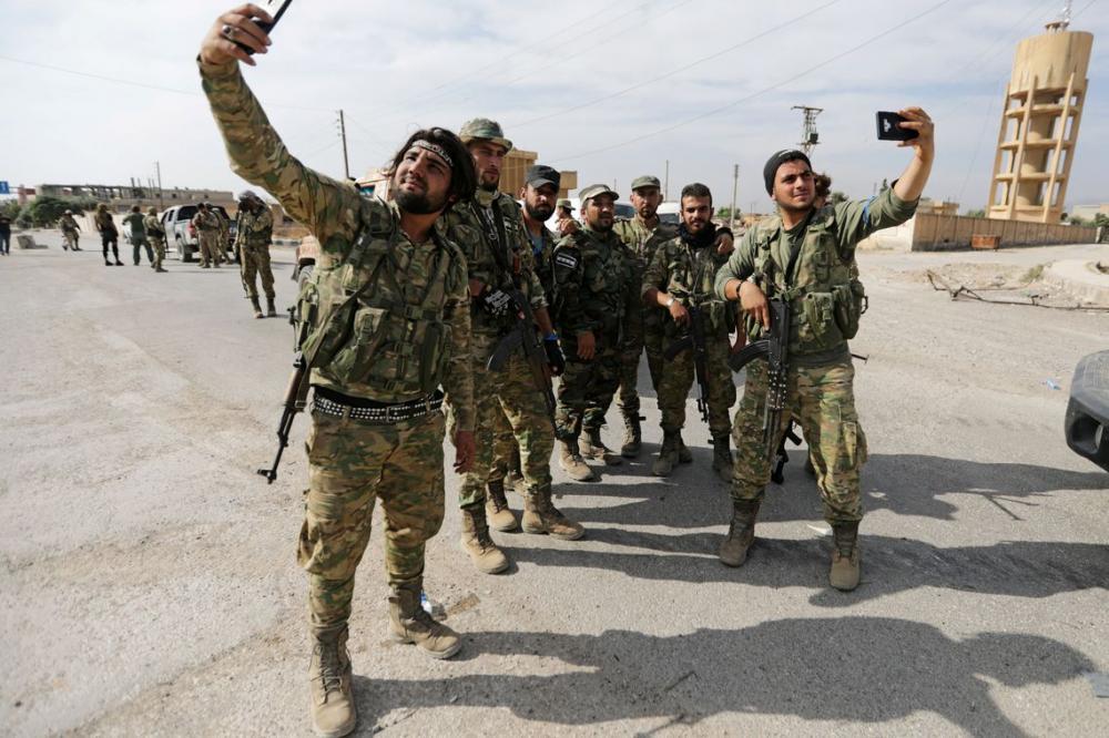 Reuters/KHALIL ASHAWI/Direitos Reservados