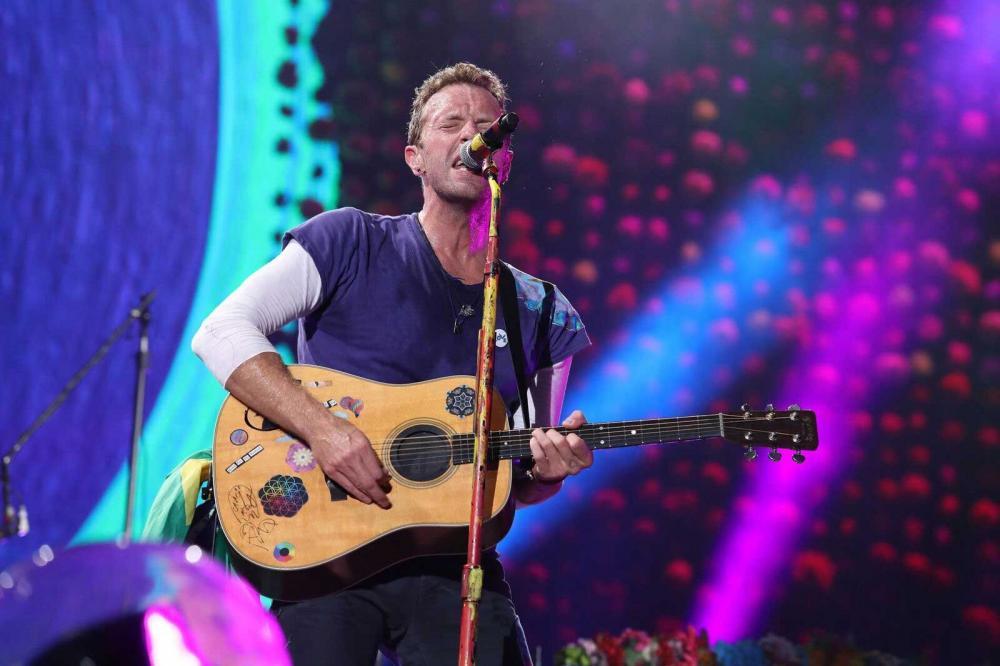 Coldplay anuncia o oitavo álbum