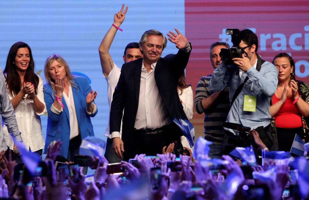 Foto: Agustin Marcarian/Reuters