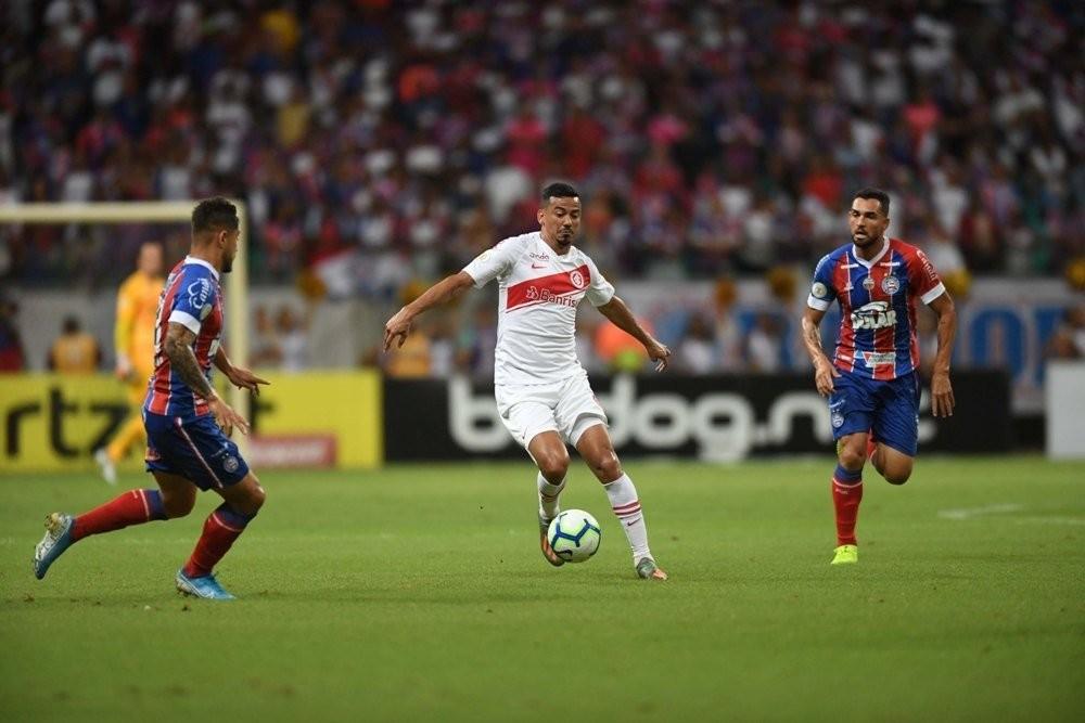 Foto: Ricardo Duarte/DVG/Inter
