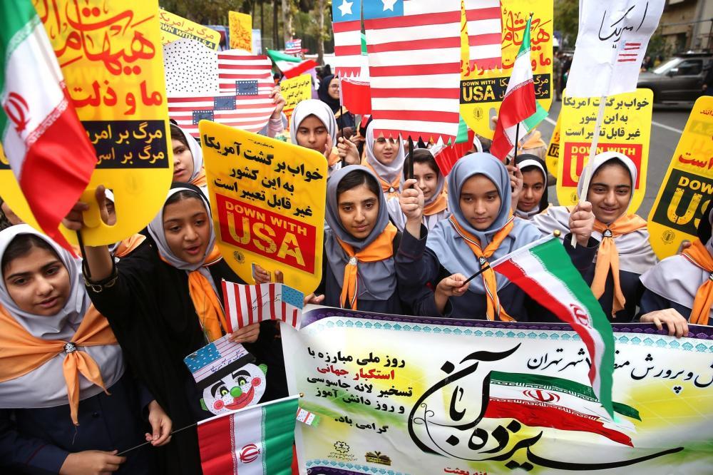 Foto: Nazanin Tabatabaee/Wana via Reuters