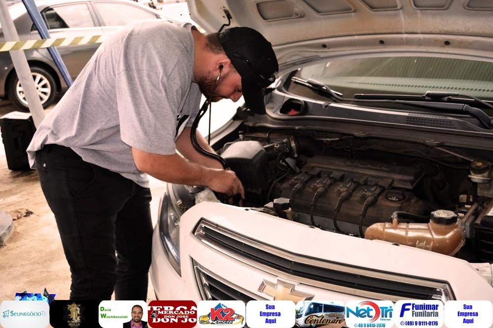 Bcão/DC - Núcleo dos Reparadores Automotivo e Rotary Club realizaram campanha de conscientização