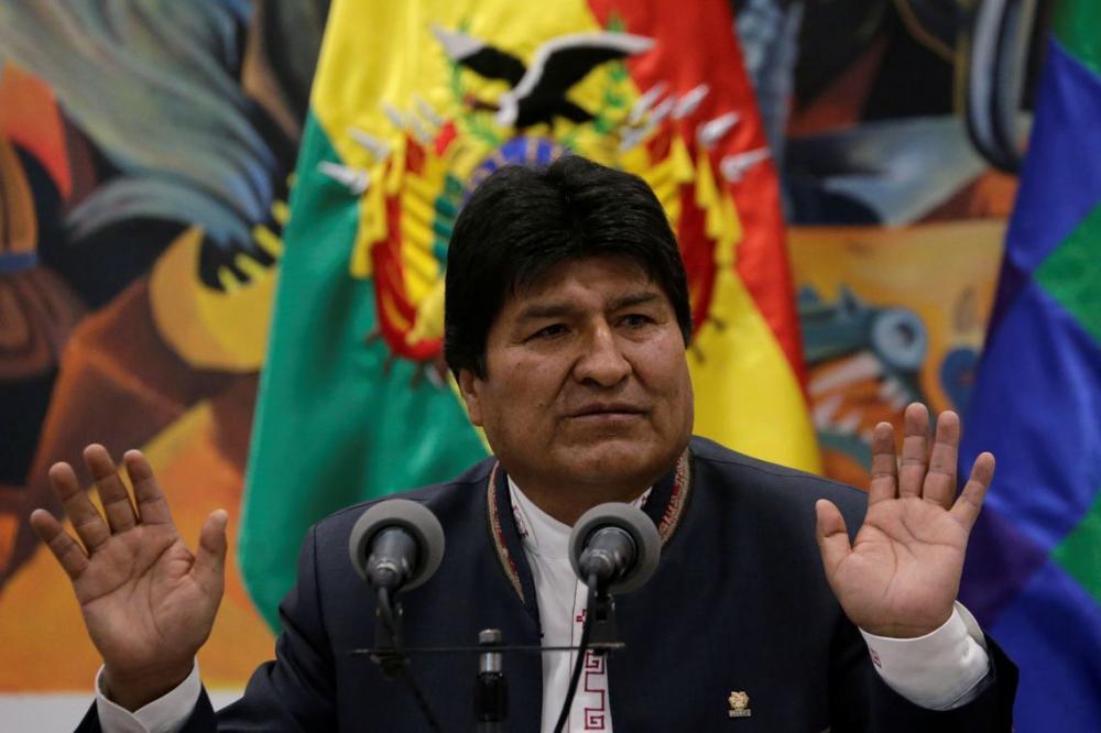 REUTERS/David Mercado/Direitos Reservados