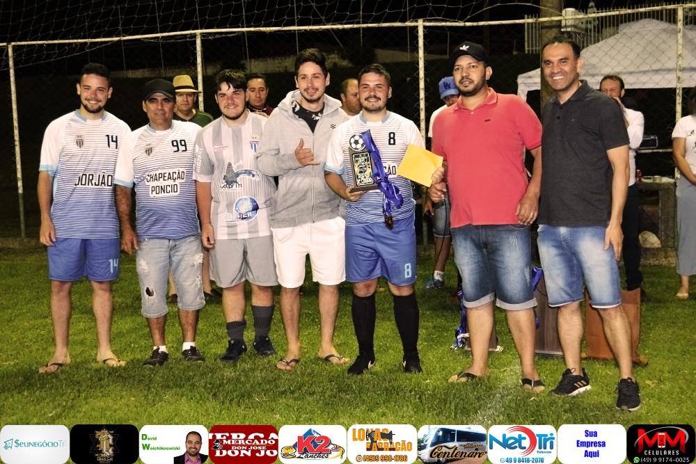 Barracão - Lago do Amor é campeão do III Torneio da República da Polícia Militar