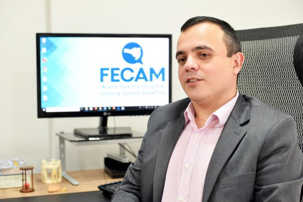 Alison Fiuza , economista, coordenador de desenvolvimento econômico sustentável da FECAM. (Crédito: Mafalda Press)