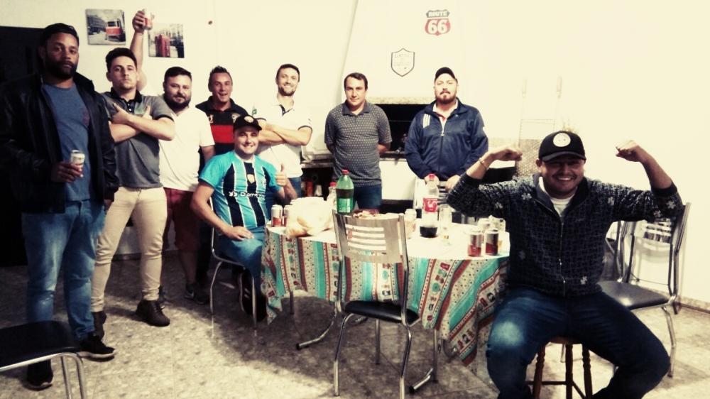 Tri Fronteira - Grêmio e Flamengo fazem o primeiro jogo do II Torneio das Torcidas neste domingo (22)