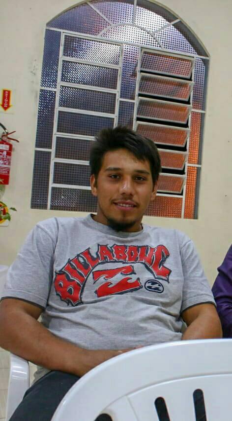 Ismael, representante palmeirense no II Torneio das Torcidas/Foto:PANTV